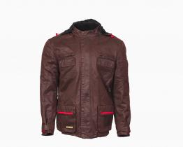 Merlin Everson jacket front