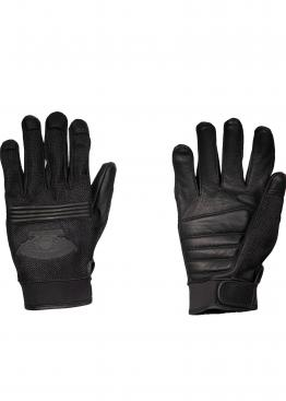 Harley Davidson Winged Skull leather gloves