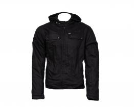 Bull-it SP120 Carbon textile jacket front