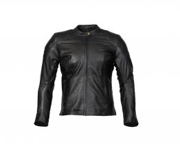 RJays Spirit Ladies leather jacket front