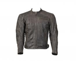 Scorpion Crusade leather jacket front