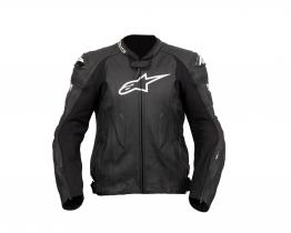 Alpinestars Missile Tech Air leather jacket front