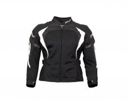 RST Ventilated Brooklyn textile jacket front