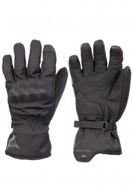 Dainese Alley D-Dry leather gloves
