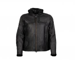 Harley Davidson Auroral 3 in 1 leather jacket front