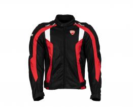 Ducati Speed 3 textile jacket front