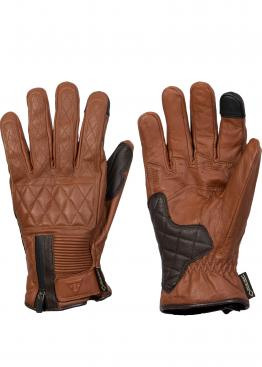 Triumph Raven GTX leather gloves