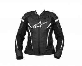 DriRider Stella GP Plus R V2 leather jacket front