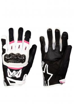 Alpinestars Stella SMX-2 Air Carbon V2 leather/textile gloves