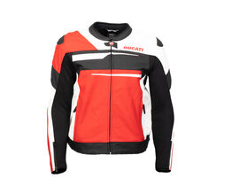 Ducati Speed EVO C1 leather jacket front